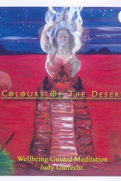 Colours of the Desert – Wellbeing Guided Meditation Download